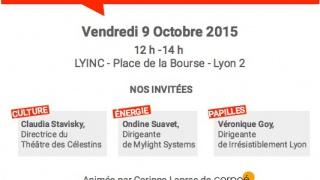 Quinzaine de l'égalité: Invitation conférence débat avec le REF 9 Octobre, Lyon.