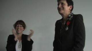 Agnès Volpi de l'ESSTIN, Chevalier de la Légion d'honneur!