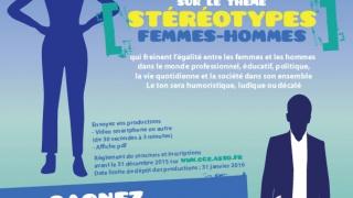 La Conférence des Grandes Ecoles lance un concours contre les stéréotypes de genre!