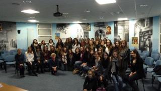 Les SI au féminin sur le département de la Vienne: 120 jeunes filles