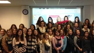 Les SI au féminin au Lycée Bernard Palissy