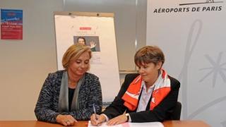 Aéroports de Paris : nouveau partenaire