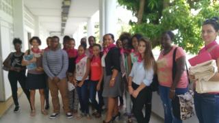 Les SI au féminin 2015 : zoom sur les Antilles