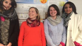 Rencontre d'automne Marraines-étudiantes Elles bougent CESI Ecully