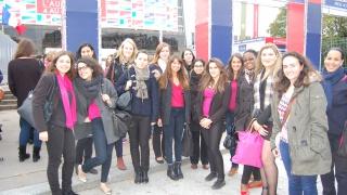 Fanny, marraine étudiante à l'Esme Sudria : « Les garçons risquent d'être jaloux »