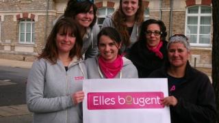 Women's Cup à Pornichet : bravo à l'équipe Elles bougent !