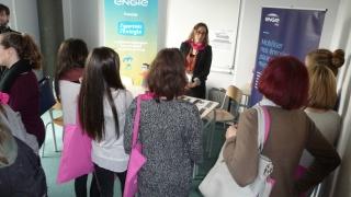 Elles bougent pour l'Énergie au Centre-Val de Loire : les photos