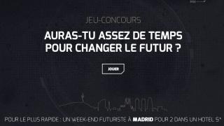 Jeu concours Projet Poséidon : un week-end futuriste à Madrid à gagner!