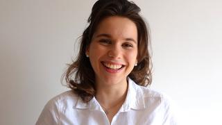 Rencontre avec Agathe, marraine étudiante hors-normes et lauréate aux Ingénieuses'16