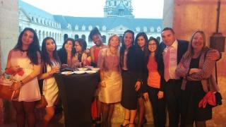 La délégation Normandie fête les 10 ans d'Elles bougent