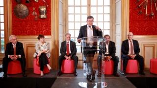 Bruno Guillemet, Président d'honneur Elles bougent pour 2016-2017
