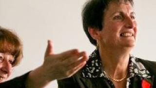 Rencontre avec Agnès Volpi, déléguée Elles bougent en Lorraine