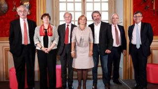 Bruno Guillemet, DRH de Valeo succède à François Viaud, DRH de Total en tant que Président d'honneur de l'association Elles bougent