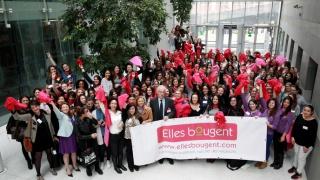 Elles bougent pour l'Énergie : 2000 participantes à travers la France pour découvrir la diversité d'une filière d'avenir