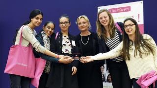 Les femmes et l'Industrie du Futur : Résultats du premier Challenge Innovatech organisé par Elles bougent®, avec l'appui de la Direction générale des entreprises