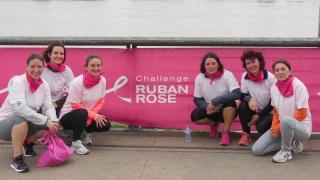 Elles bougent pour le Challenge Ruban rose à Bordeaux!