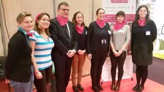 Elles bougent au Salon Européen de l'Education 2016 !