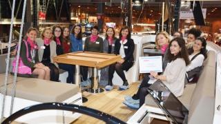 Elles bougent pour le Maritime : Cap sur les métiers du Maritime pour 50 jeunes femmes