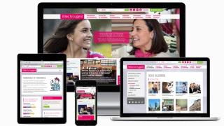 Le nouveau site Elles bougent est en ligne!