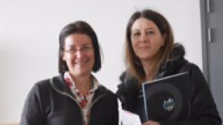 Signature d'une convention de partenariat avec Forum Organisation pour le 8 mars à Villeurbanne