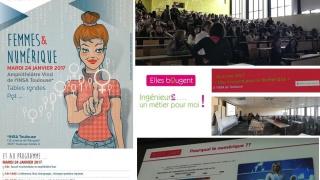 Retour sur la journée du numérique du 24 janvier à l'INSA de Toulouse