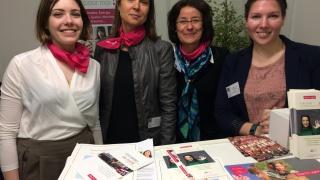 Elles bougent au forum Grandes Ecoles Rhône-Alpes le 8 mars 2017