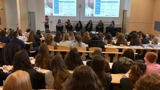 """100 femmes 100 métiers : ingénieure demain! "" : merci!"