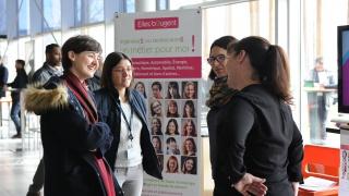 Elles bougent dans le Béarn : Journée Internationale des Droits de la Femme