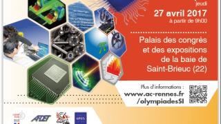 Olympiades des Sciences de l'Ingénieur : finale académique bretonne
