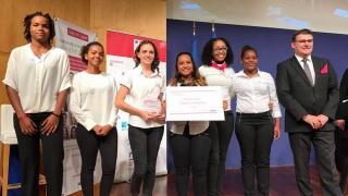 Résultats du Challenge InnovaTech 2017 de l'association Elles bougent