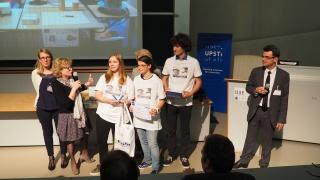 Finale académique des Olympiades des Sciences de l'ingénieur à Poitiers (86)