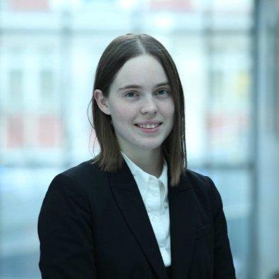 Aurélie, étudiante ESILV, stagiaire chez Avanade