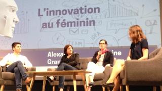 Table ronde sur l'innovation au féminin à l'UTT