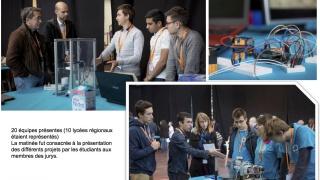 Finale Régionale Académique des 8èmes Olympiades  De Sciences de l'Ingénieur