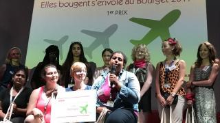 Elles Bougent au Bourget : vos témoignages