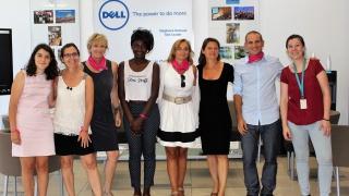Dell signe un partenariat avec l'association