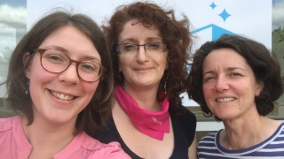 Elles Bougent avec La Maison pour la science en Centre-Val de Loire