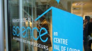 La maison pour la science s'engage pour les jeunes en région Centre Val de Loire