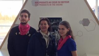 Lancement d'un projet PAI de Centrale Lyon pour une galerie de portraits video d'ingénieures