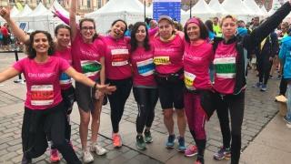 Marathon de Toulouse2017: récit et résultats de la course avec Elles Bougent