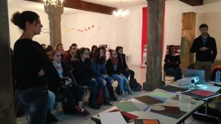 Une trentaine de lycéennes ont visité des sites d'industries lorraines