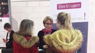 Elles Bougent Lorraine au Salon Oriaction Metz le 25 novembre