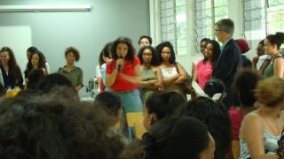 Les SI au féminin à La Réunion avec Elles Bougent et l'UPSTI