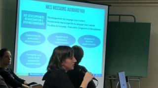 Les SI au féminin à l'Académie de Lyon avec Elles Bougent et l'UPSTI