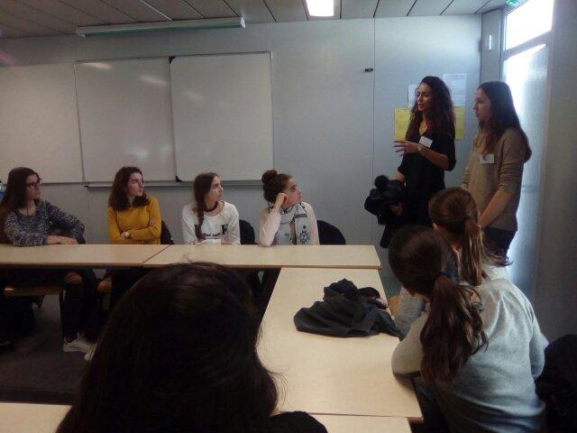 Les SI au féminin à l'Académie de Toulouse avec Elles Bougent et l'UPSTI