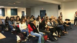 Les SI au Féminin au Lycée Bernard Palissy de Saintes