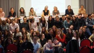 Les SI au Féminin au Lycée Jean Dautet de La Rochelle