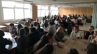 Les SI au Féminin au Lycée René Valin de la Rochelle