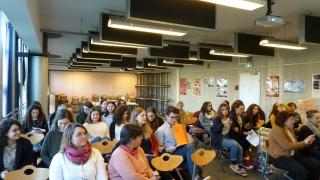 Les SI au Féminin au Lycée LP2I de Poitiers