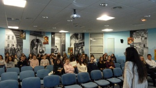 Les SI au Féminin au Lycée Nelson Mandela de Poitiers
